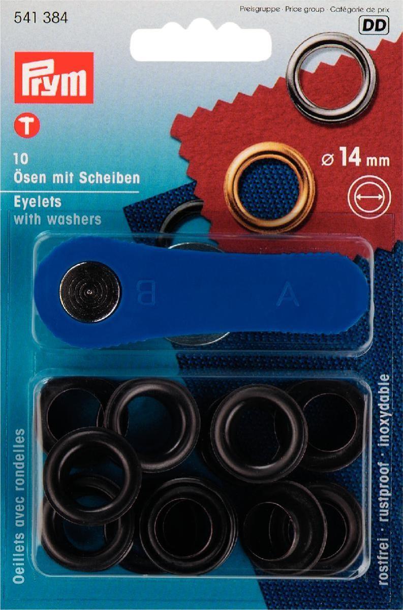 prym eyelets 4mm instructions
