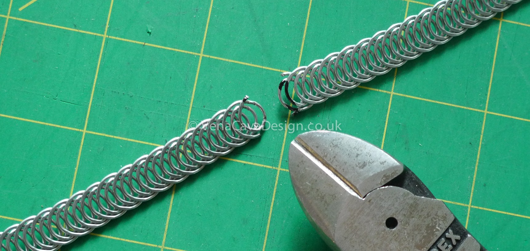 Spiral Wire Cutters. Heavy Duty Knipex cutters. Tough, Chrome ...