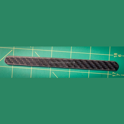 Carbon Fibre Corset Bones 12mm width