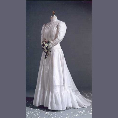 Edwardian Bridal Gown