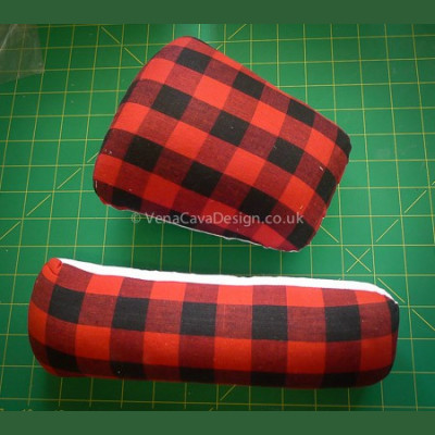 Tailors Ham, Sleeve Roll and Pressing Mitt
