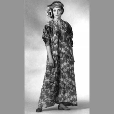 Syrian Dress