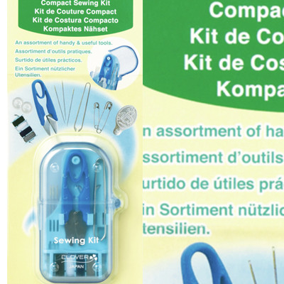 Compact Sewing Kit -Clover Brand