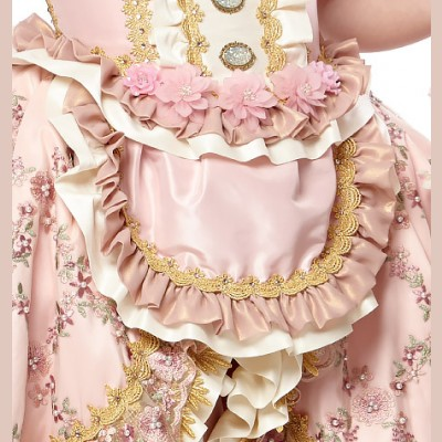 BOUQUET DE FLEUR Corseted Top, Apron Skirt, and Panniers McCalls Cosplay Pattern
