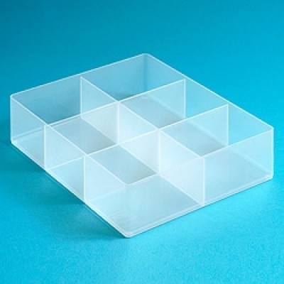 20 litre Really Useful Box + 2x Large tray 6