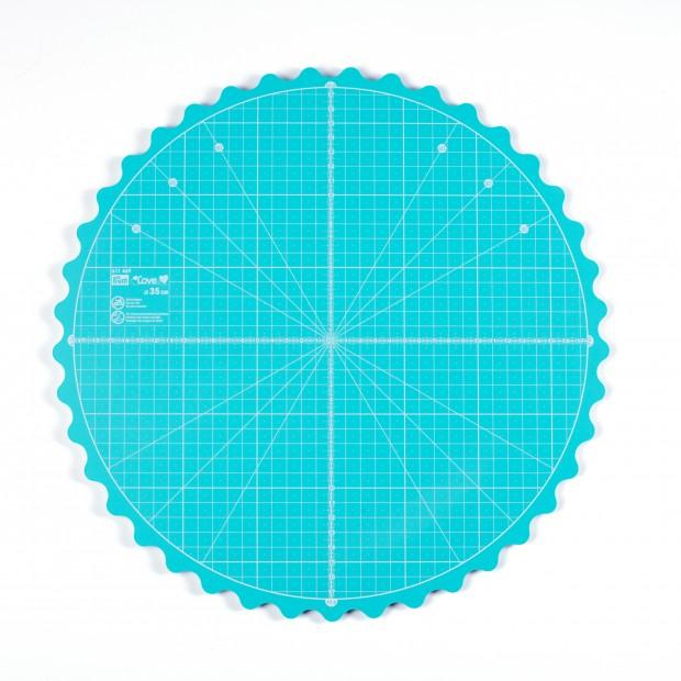 Rotating Cutting Mat - Prym LOVE 35cm Round!