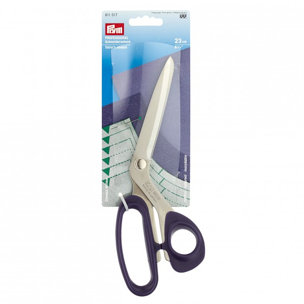 Prym Professional Angled Tailor's Shears 23cm