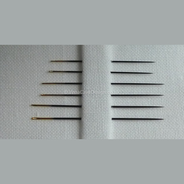 Black Gold Hand Sewing needles - Clover