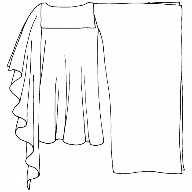Greek Island Dress