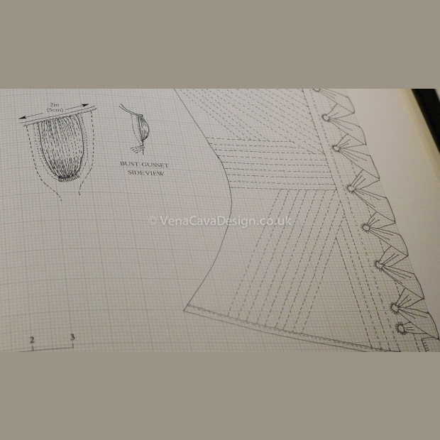 Corsets, Historical Patterns and Techniques by Jill Salen