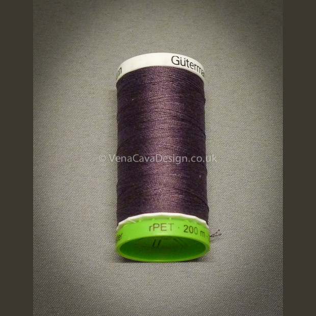 Gutermann Recycled Polyester Thread 100m reels