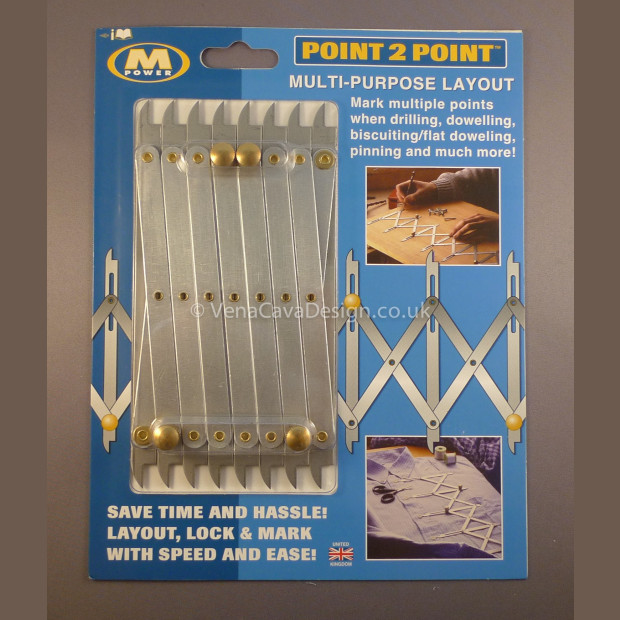 Point 2 Point (precision measuring tool)