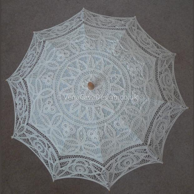 Battenberg Lace Parasols