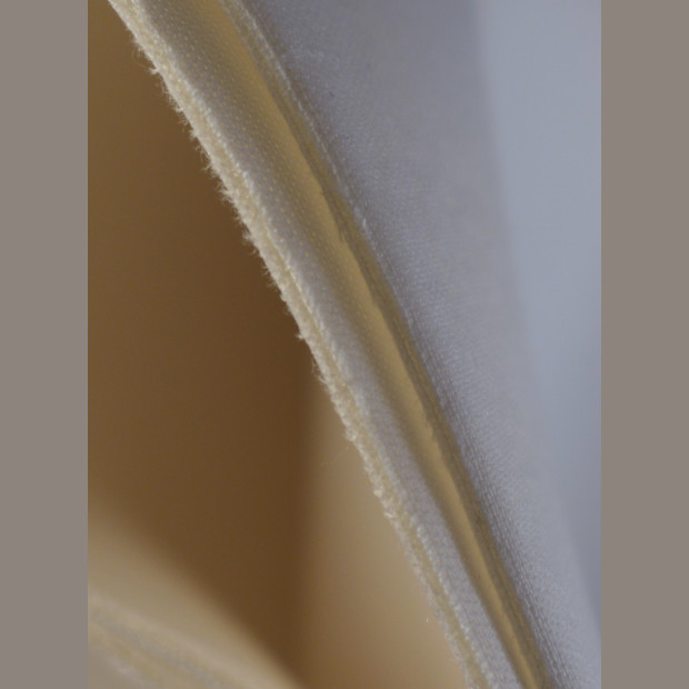 Pre - Finished Foam Bra Padding -Tricot