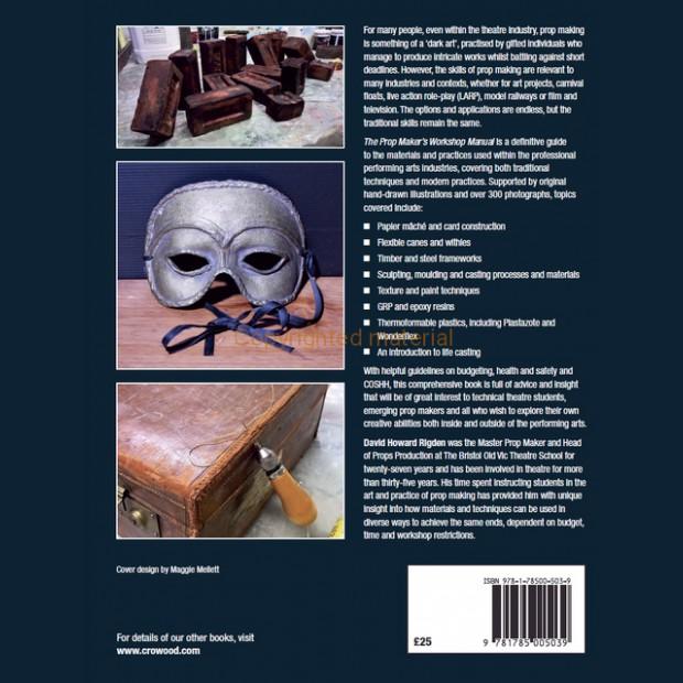 The Prop Maker's Workshop Manual By David H Ridgen