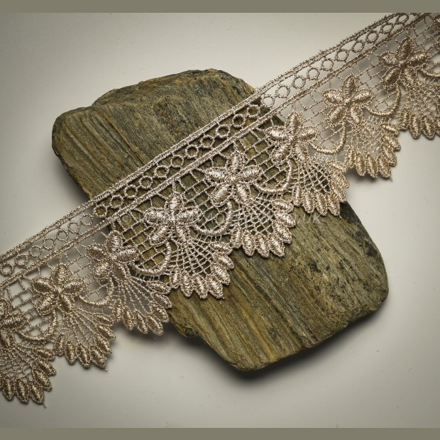 Venice Lace Trim - Toulouse