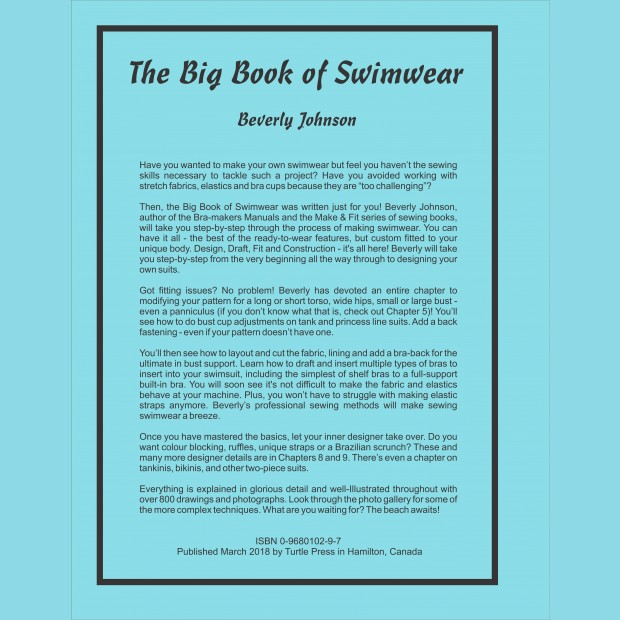 The Big Book of Swimwear