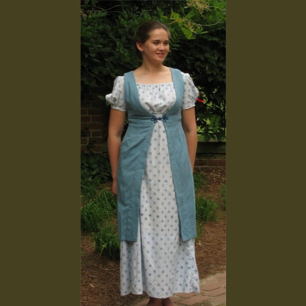 Regency Spencer Jacket/Pelisse Pattern