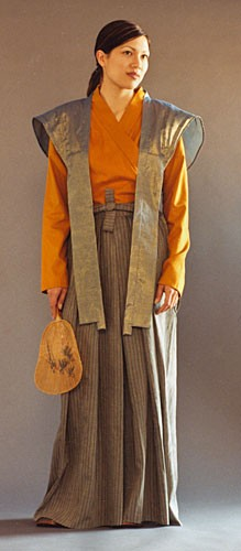 Japanese Hakama & Kataginu > Folkwear Patterns ...