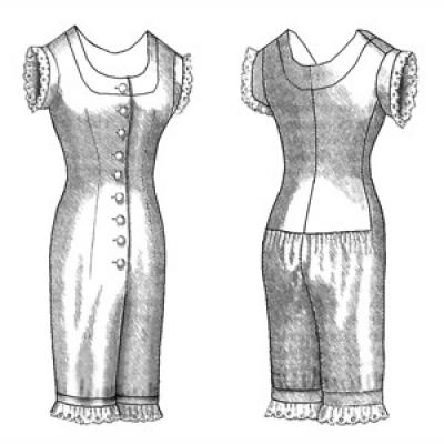 Truly Victorian > Historical Sewing Patterns (Women) > Home > Vena ...