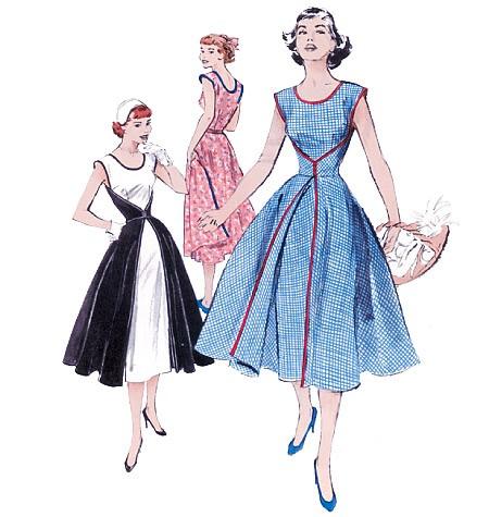 Historical Sewing Patterns (Women) > Home > Vena Cava Design