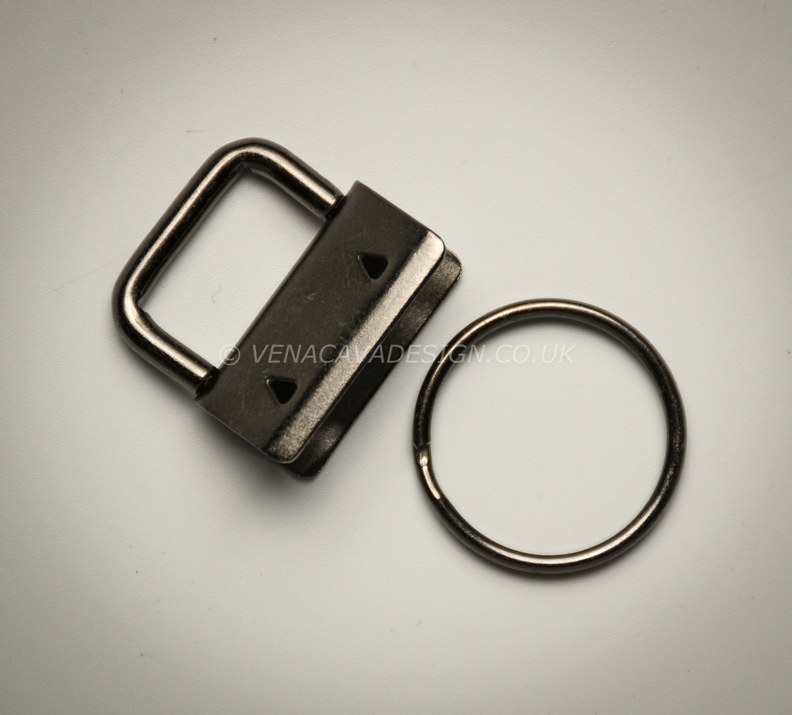Key Ring Clips and Ring Kit   Leather Fittings   Leatherworking ... d52a31837