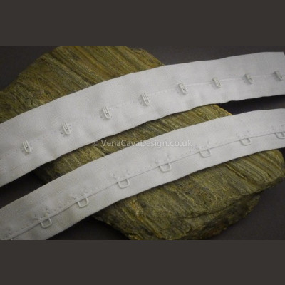 Cotton Hook and Eye Tape