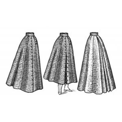 1901 Split Skirt