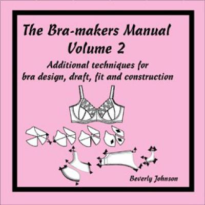 Bra Makers Manual - Volume 2 - CD