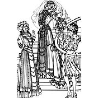 Edwardian Bridal Gown