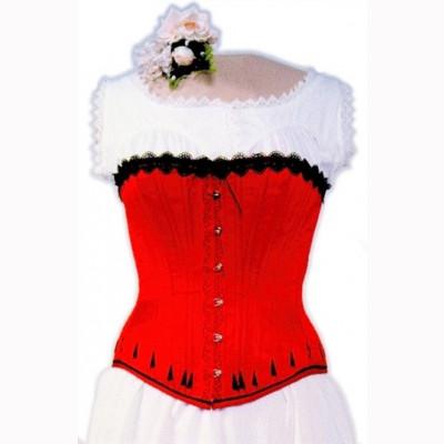 Ladies Victorian Corset