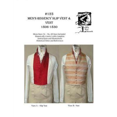 Mens Regency Slip Vest and Vest