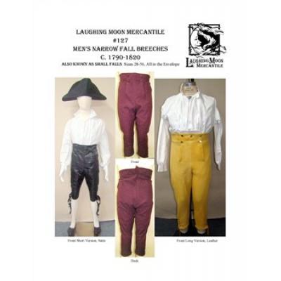Men's Narrow Fall Front Breeches