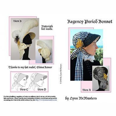 Regency Era Bonnet