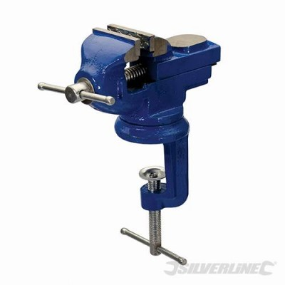Table Vice with Swivel Base
