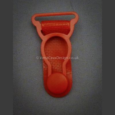 Red Suspender Grips