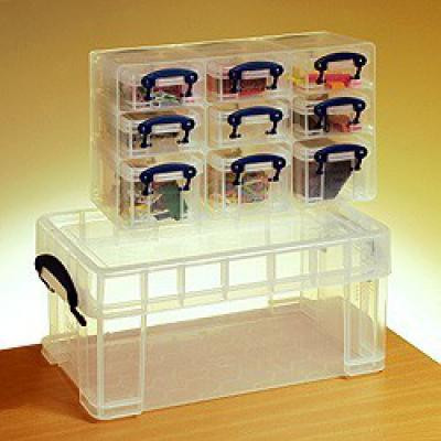 5 litre XL Really Useful Organiser Pack