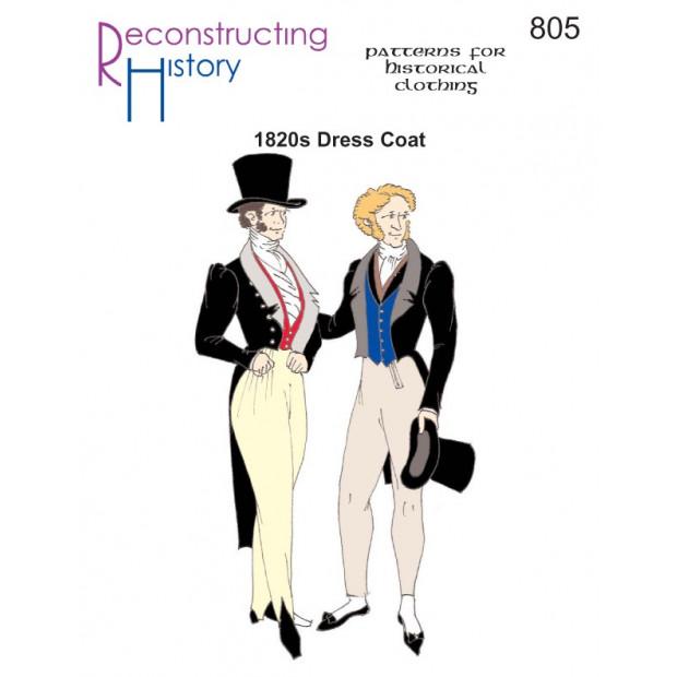 1790s   to 1810s Frock Coat