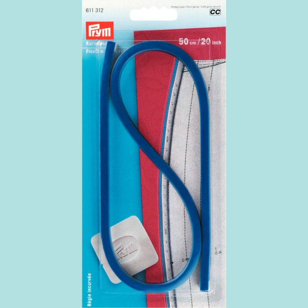 Flexible Ruler (Artists/Dressmakers Curve)