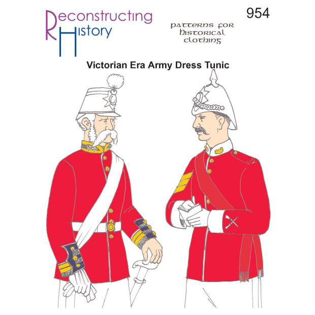 Victorian Era Army Dress Tunic