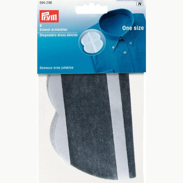 Disposable Dress Shields (4 pairs)