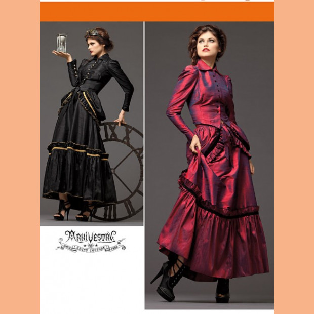Steampunk Costume Simplicity 2207