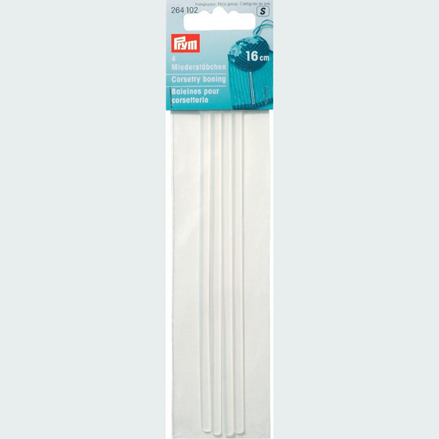 Prym Feather Boning Packs