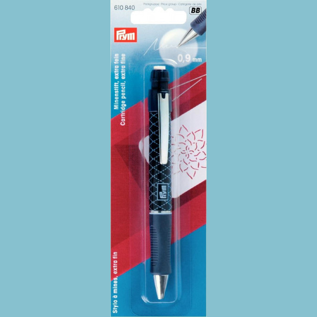 Extra Fine Cartridge Pencil for Marking and Stencilling - Prym