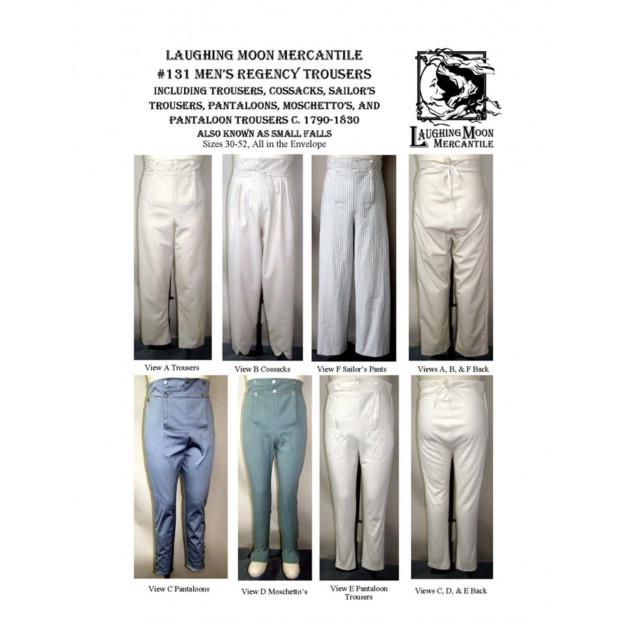 Mens Regency Trousers