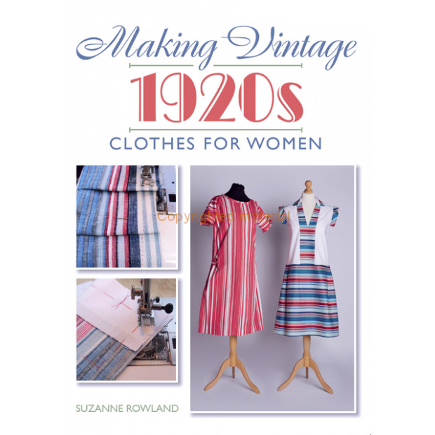 Making Vintage 1920's Clothes for Women