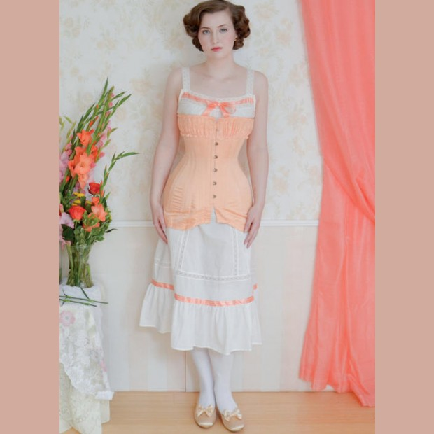 Misses Corset and Chemise