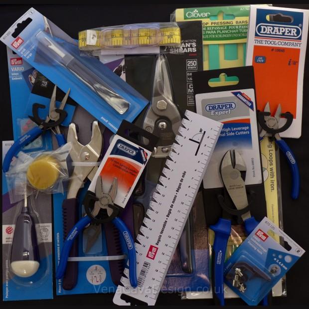 Corset Makers Tool Kits