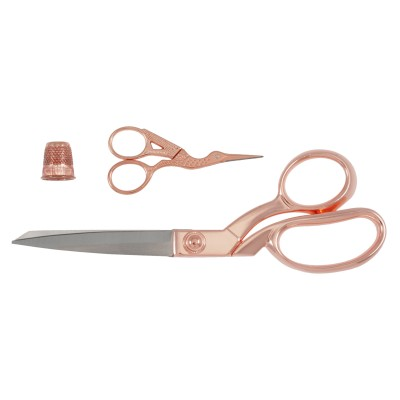 Rose Gold Dresssmakers Gift Set -Milward