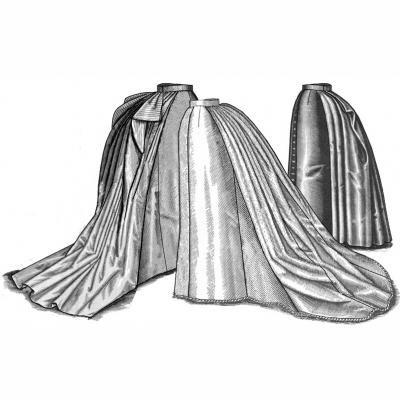1887 Imperial Skirt